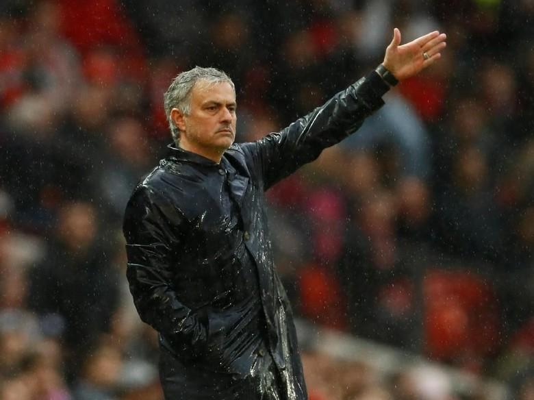 Tradisi Musim Kedua Jose Mourinho Tak Berlanjut di MU