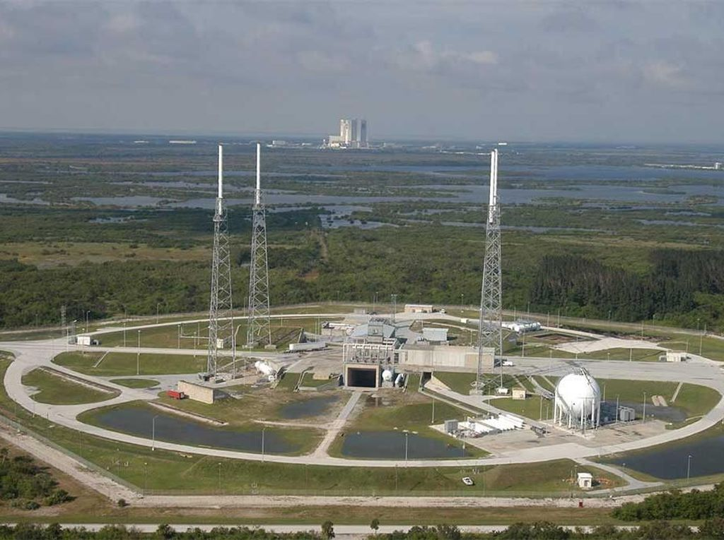Cape Canaveral, Tempat Peluncuran Roket SpaceX