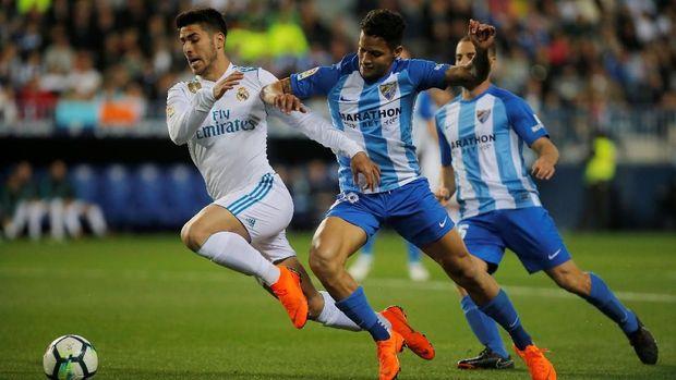 Zinedine Zidane memilih mengistirahatkan sejumlah pemainnya pada laga lawan Malaga.