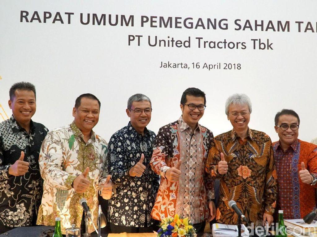 Gidion Hasan Bukan Lagi Bos United Tractor