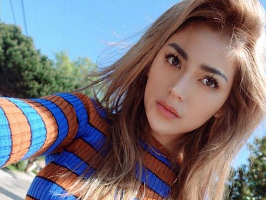 Makin Cetar di AS, Jessica Iskandar Bikin Pangling