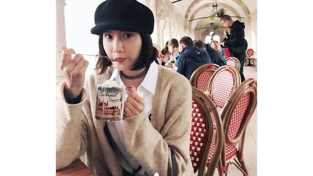 Ini 10 Bukti Kalau Yoona SNSD Doyan Makan!