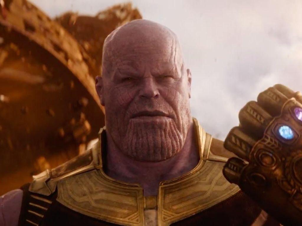 Penggemar Avengers Diminta Move On dari Ending Infinity War