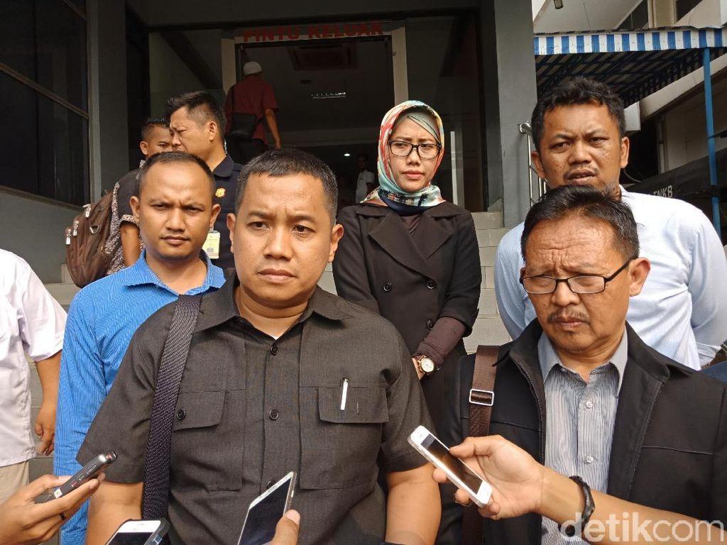 PKPI Polisikan Komisioner KPU Hasyim Asyari