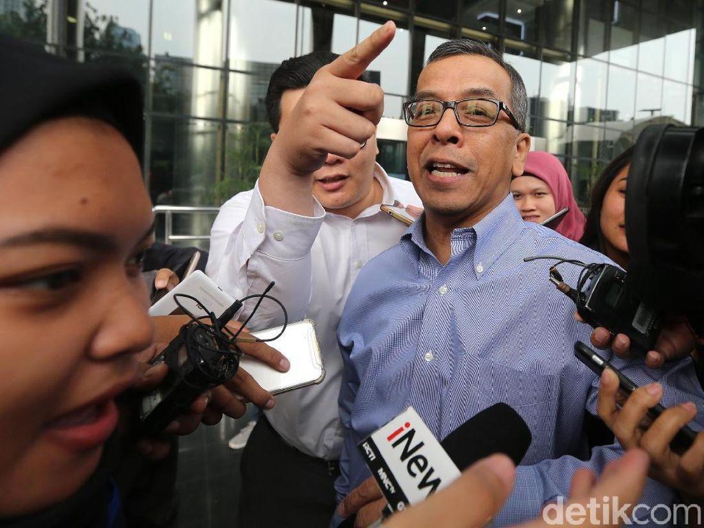 Emirsyah Satar dan Soetikno Soedarjo Jalani Sidang Tuntutan Hari Ini