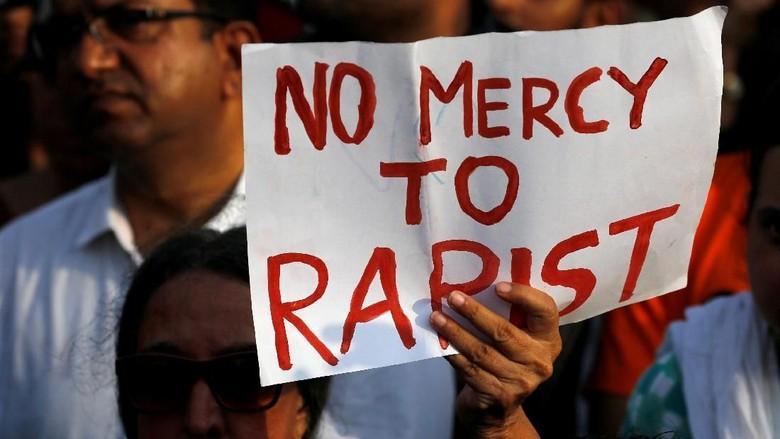 ABG 15 Tahun Diperkosa Bergiliran, 7 Orang Ditangkap di India