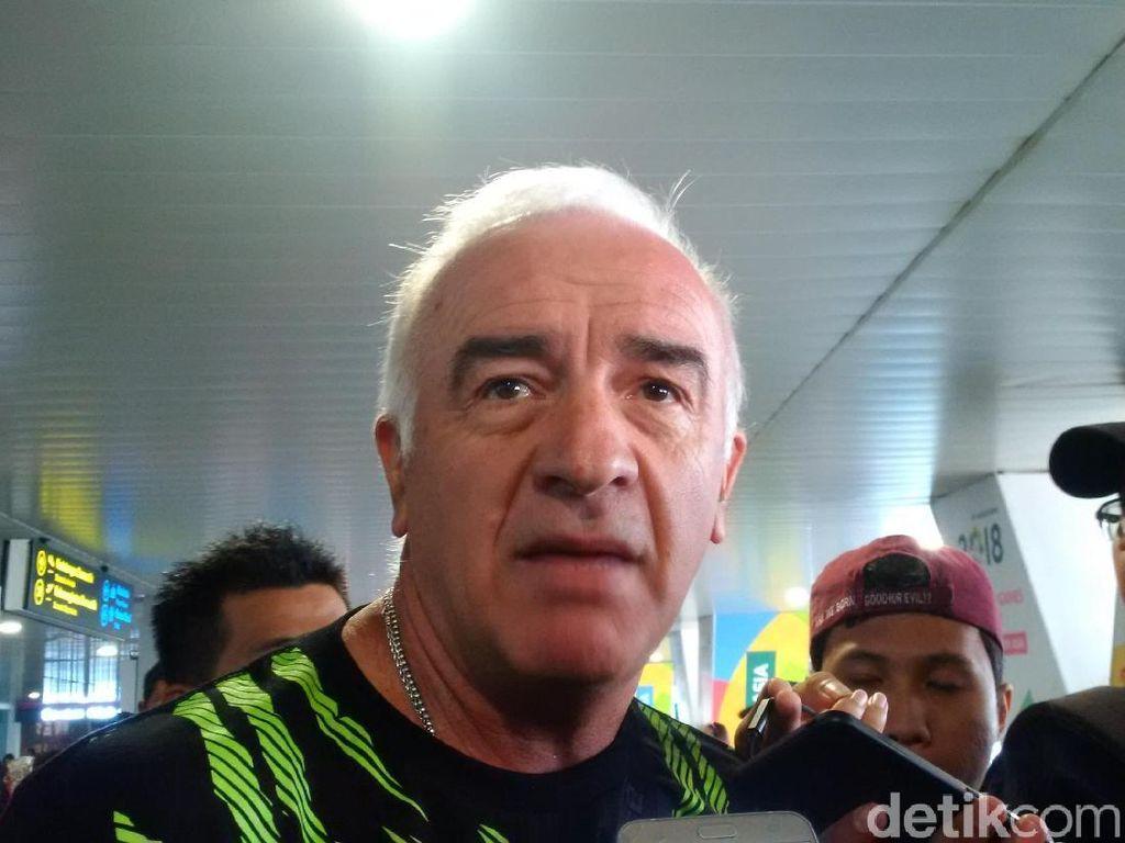 Mario Gomez Jadi Pelatih Anyar Borneo FC