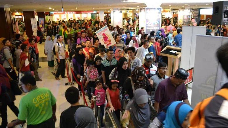 Memasarkan Buku-buku Indonesia ke Malaysia