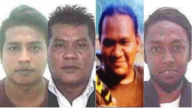 Empat teroris ISIS yang tengah diburu polisi Malaysia