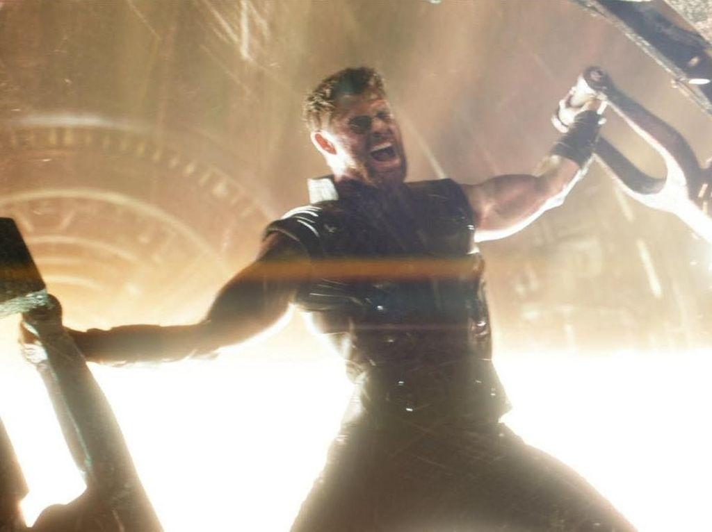 Pekan Pertama Penayangan Avengers: Infinity War di AS Pecahkan Rekor