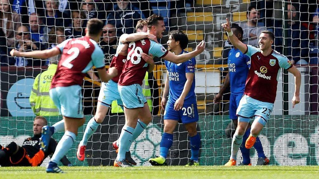 Burnley yang Siap Menyodok Arsenal dan Jaga Kans ke Eropa