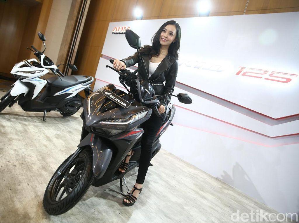 Honda Vario Sudah Bisa Dipesan, Varian 125 cc Baru Ada Bulan Mei