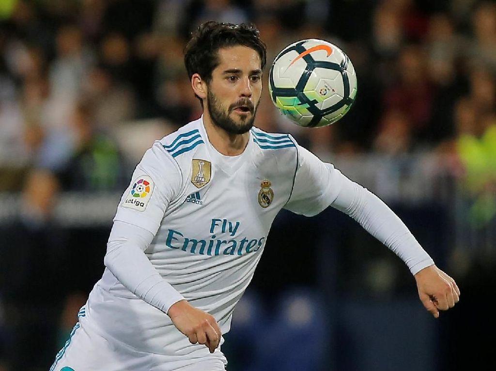 Isco Tak Tergoda Tinggalkan Madrid