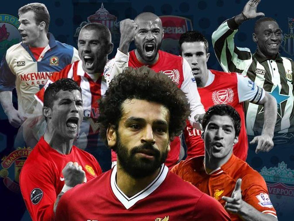 Ketika Salah Masuk Klub 30 Premier League