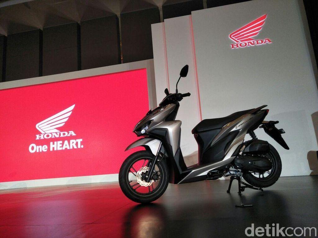Mesin Honda Vario Beda dengan PCX, Ini Angka Konsumsi BBM-nya