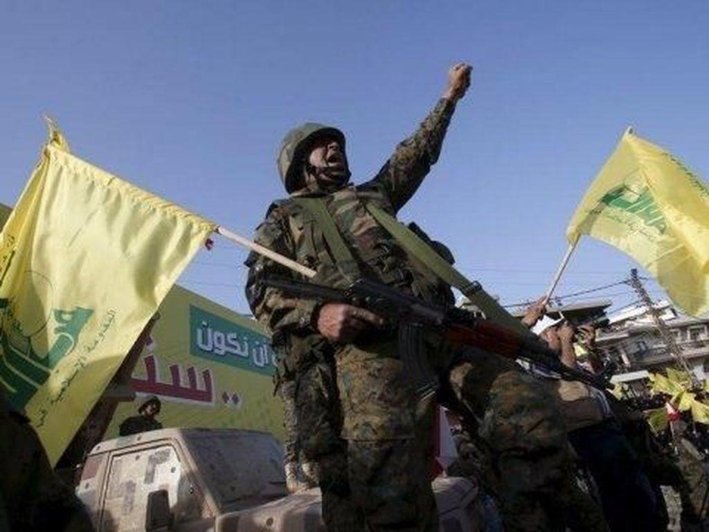 Partai Setan Pernah Disematkan untuk Hizbullah