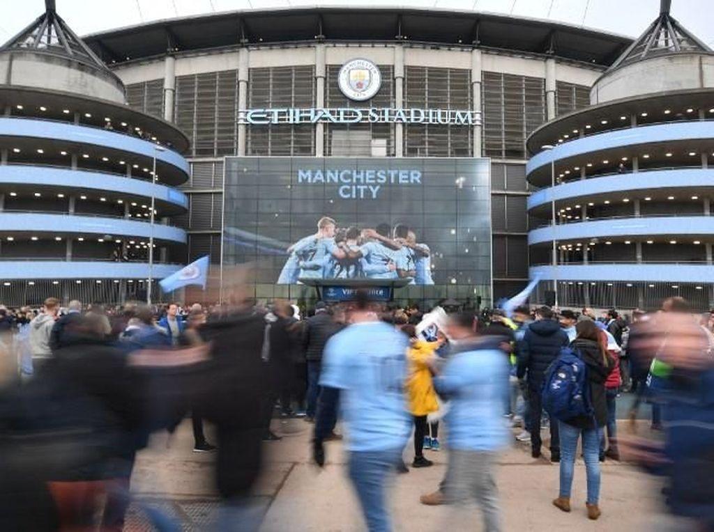 Manchester City Catat Rekor Pendapatan, Tembus Rp9,7 Triliun