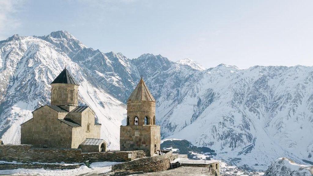 Foto: Gereja dengan Pemandangan Terbaik Dunia