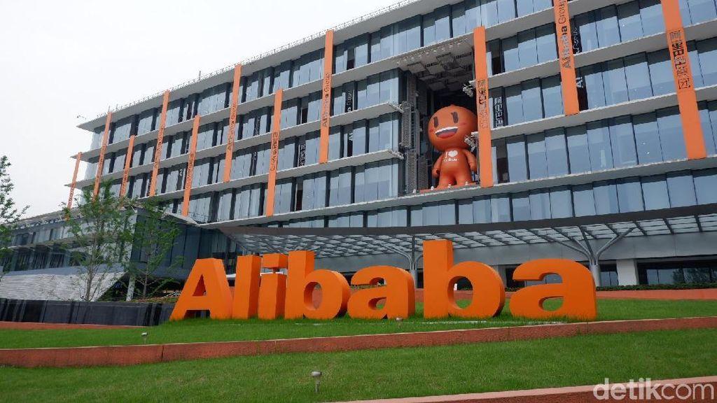 Menyambangi Markas Tempat Jack Ma Berkarya