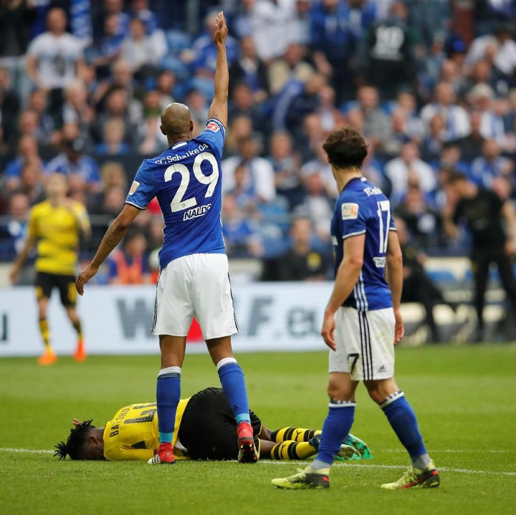 Batshuayi: Musimku di Dortmund Sudah Usai