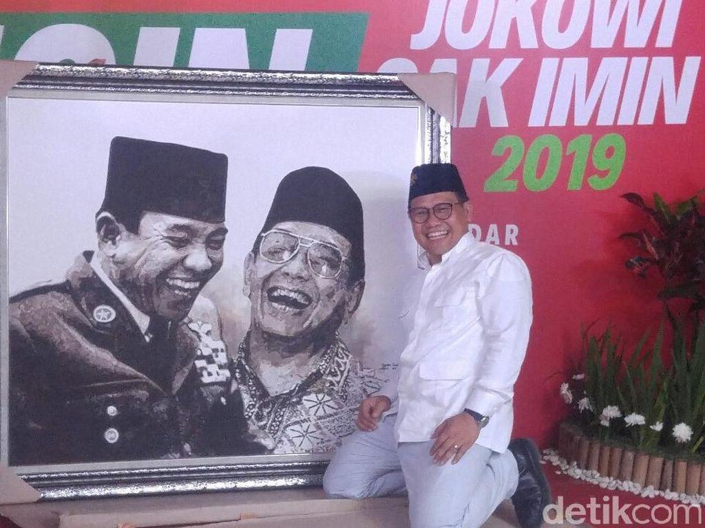 Menjadi Cawapres Jokowi Bagi Cak Imin Adalah Fardu Kifayah