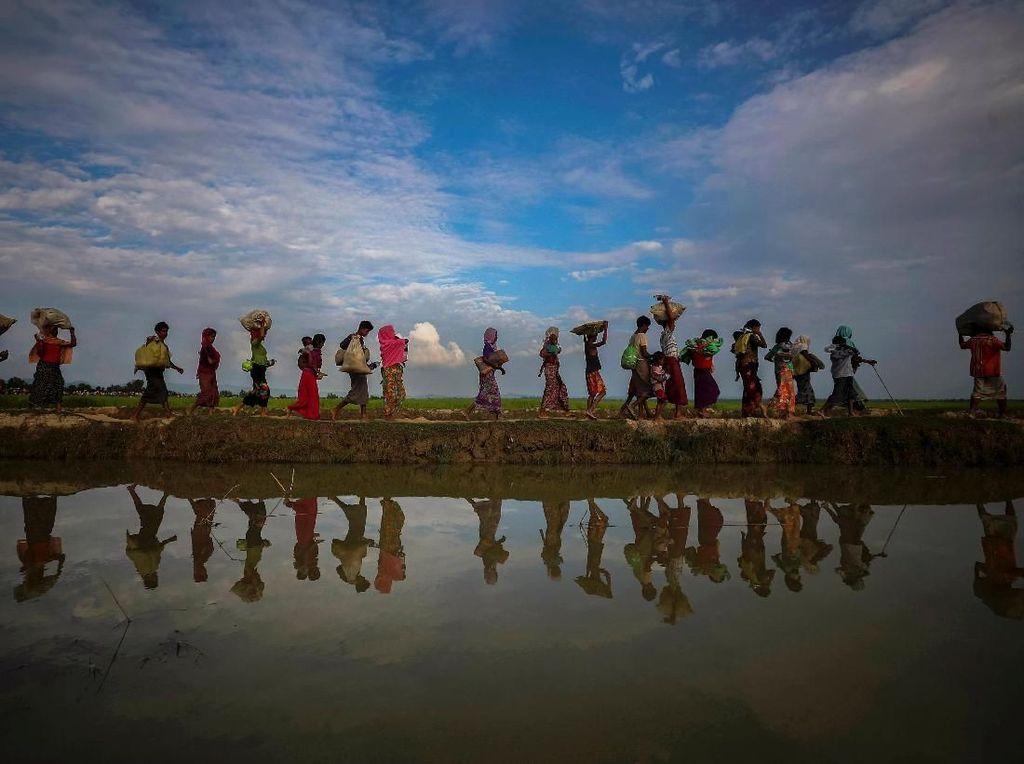 PBB: Genosida terhadap Rohingya di Myanmar Masih Berlangsung