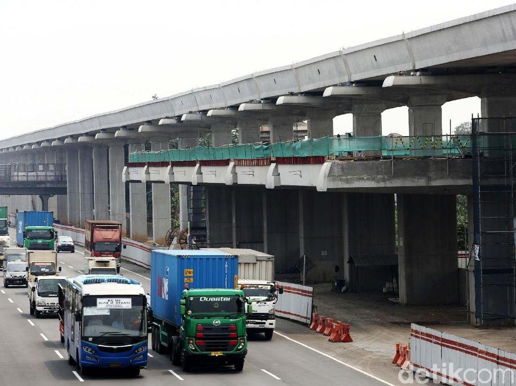Ada 7 Kontraktor Asing Minat, LRT Ratu Prabu Dibangun 2019?
