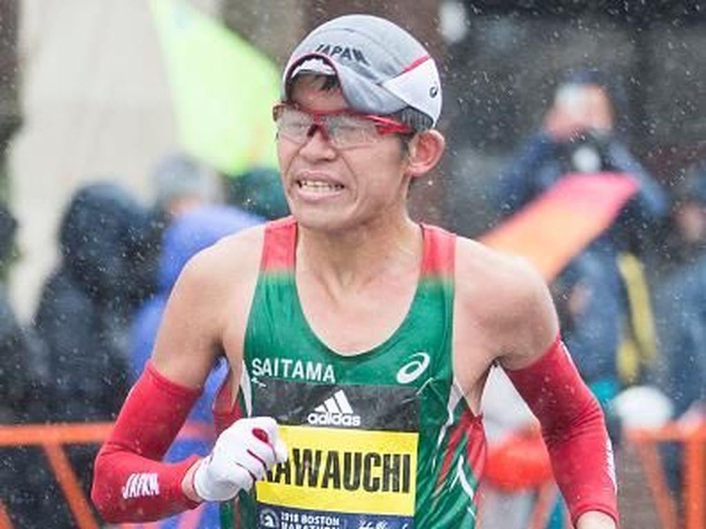 Yuki Kawauchi, Pegawai Kantoran yang Juarai Boston Marathon