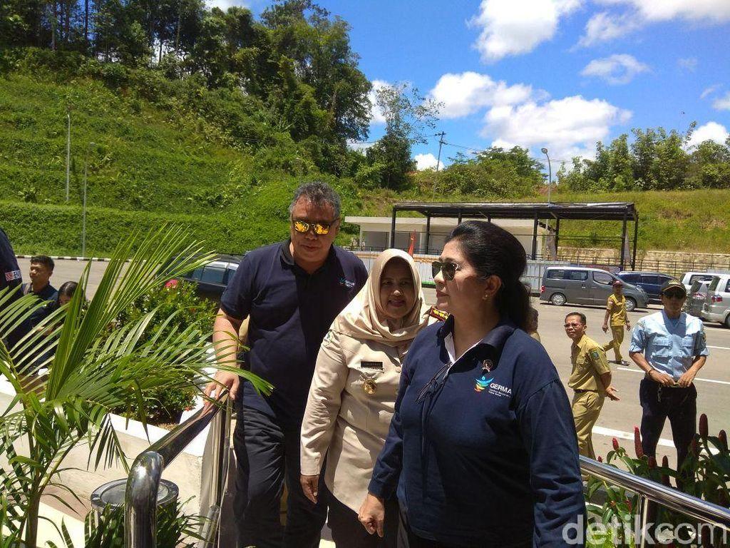 Wuih, Akan Ada 124 Puskesmas Ramah Lingkungan di Perbatasan Indonesia