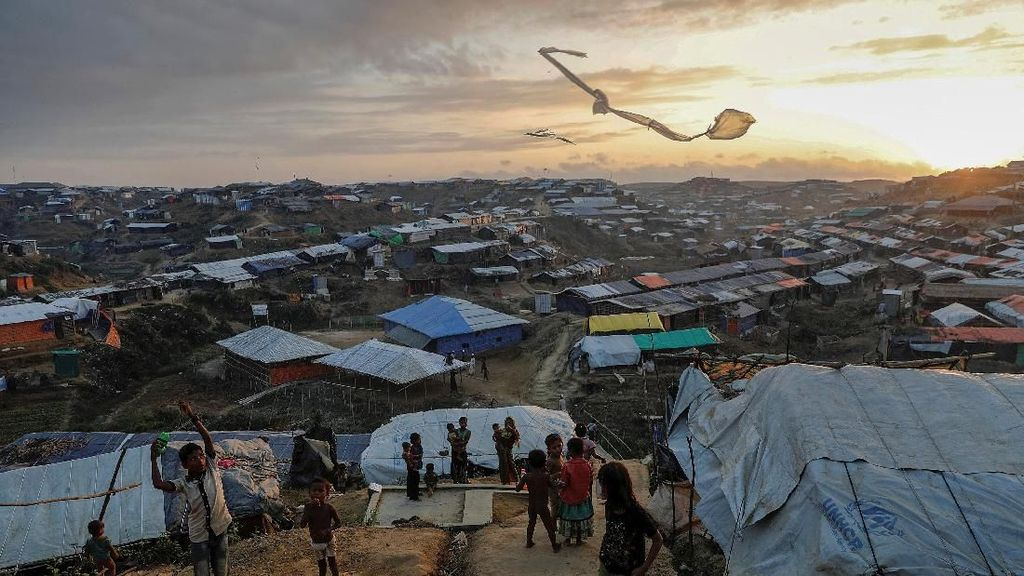 Kanada Siap Menerima Pengungsi Rohingya, Janjikan Bantuan
