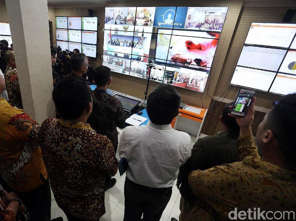 Lewat Video Conference, KPU Lakukan Coklit Pemilih Luar Negeri