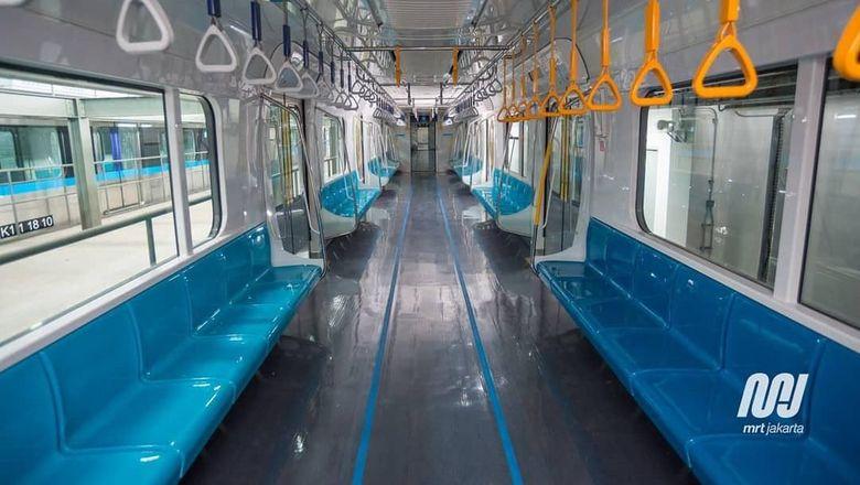 Kursi Kereta Disebut Mirip Metromini, Ini Kata MRT