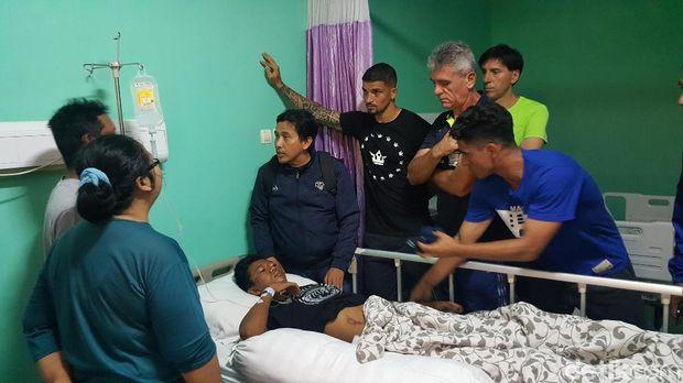Kisah Yunico, Salah Satu Korban Rusuh di Laga Arema vs Persib