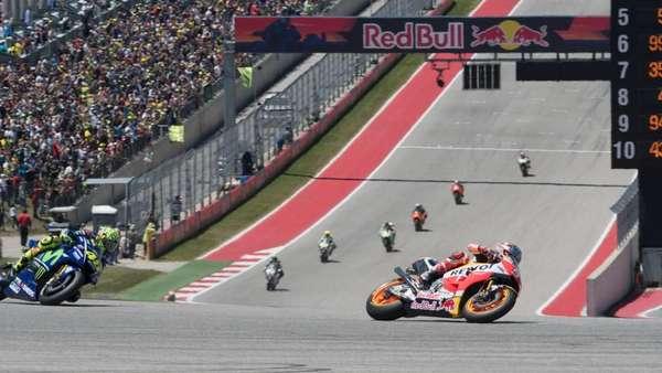 Saksikan Live Streaming MotoGP Austin di Sini!