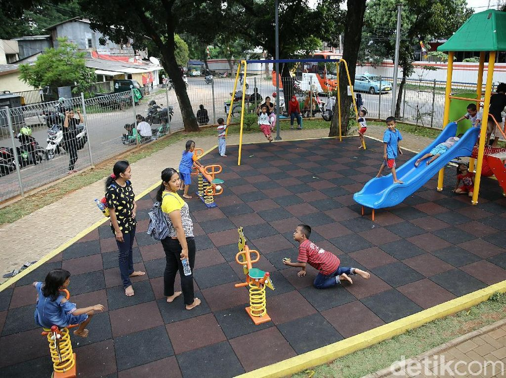Pemprov DKI Segera Bangun 10 Taman Maju Bersama di Seluruh Jakarta