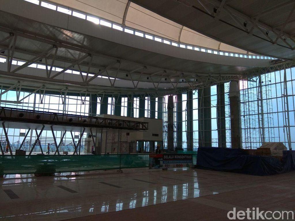 Berangkat Haji dari Bandara Kertajati Transit Dulu di Soetta