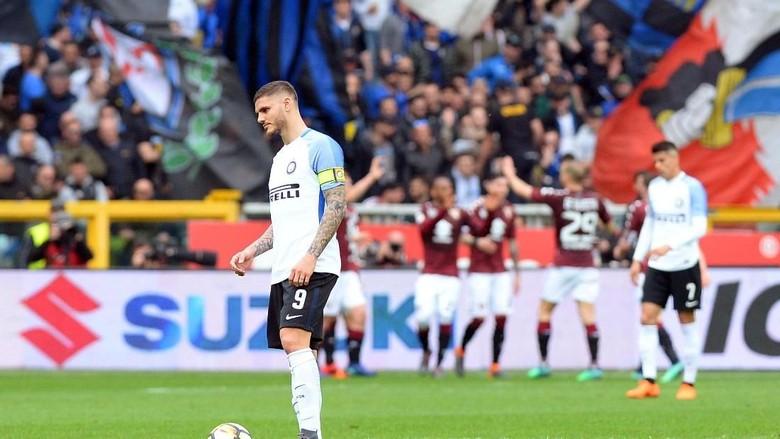 Kapan Bikin Gol Lagi, Inter?