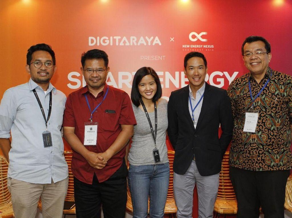 Dicari! Startup Muda yang Peduli Masalah Energi