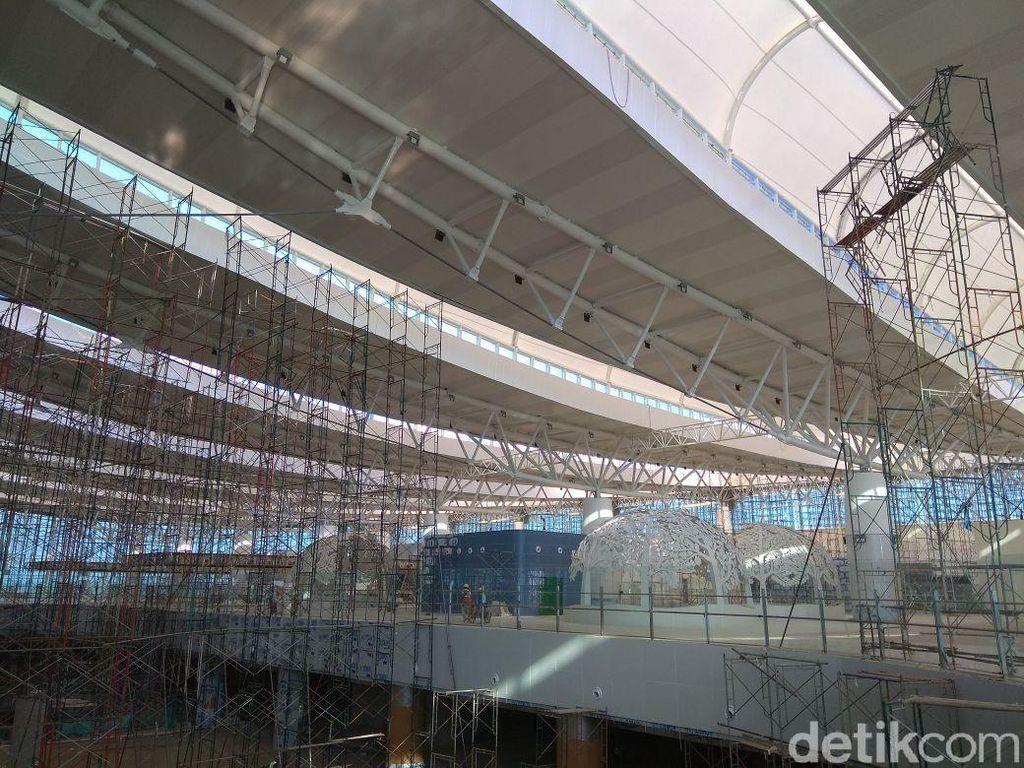 Mau Dicek Jokowi, Begini Penampakan Bandara Kertajati