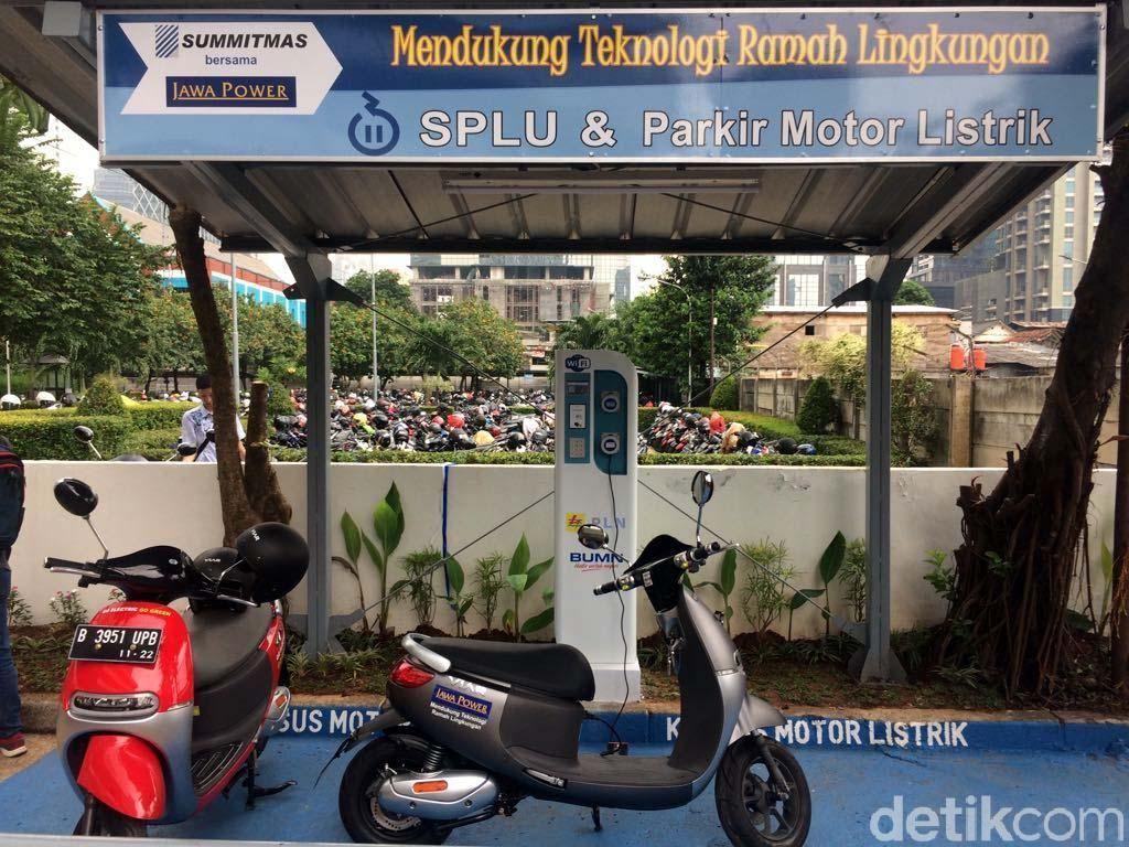 Kota-kota Ini Bakal Punya Fasilitas Ngecas Kilat Kendaraan Listrik