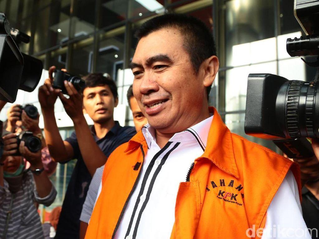 Lagi, Wali Kota Malang Nonaktif Moch Anton Diperiksa KPK