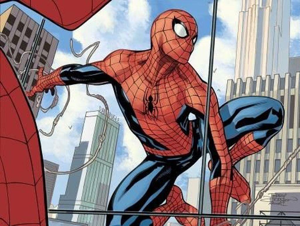 Amazing Spider-Man Jadi Komik Marvel Pertama yang Capai Volume 800