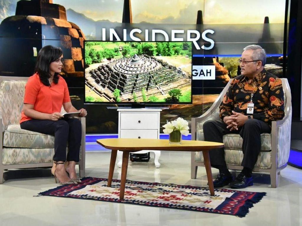 Tak Mau Borobudur Disebut di Yogya, Jateng Buat Akses Lebih Mudah