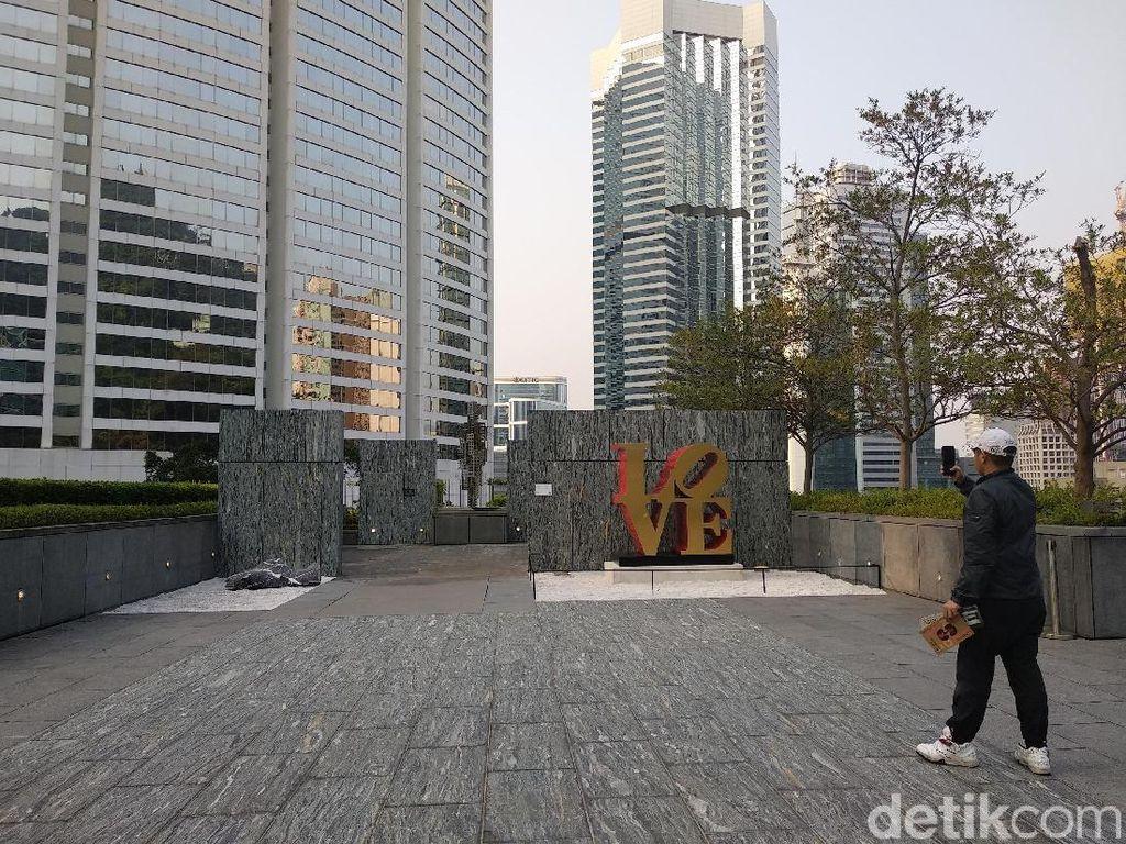 Asia Society Seperti Oase di Tengah Padatnya Hong Kong