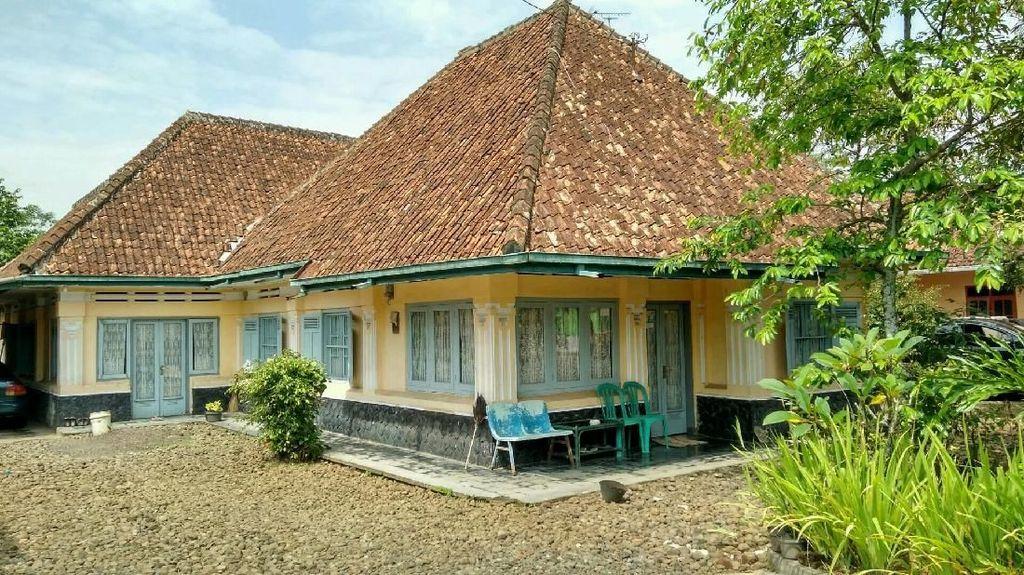 Foto: Rumah-rumah di Ciamis yang Pernah Jadi Markas Belanda