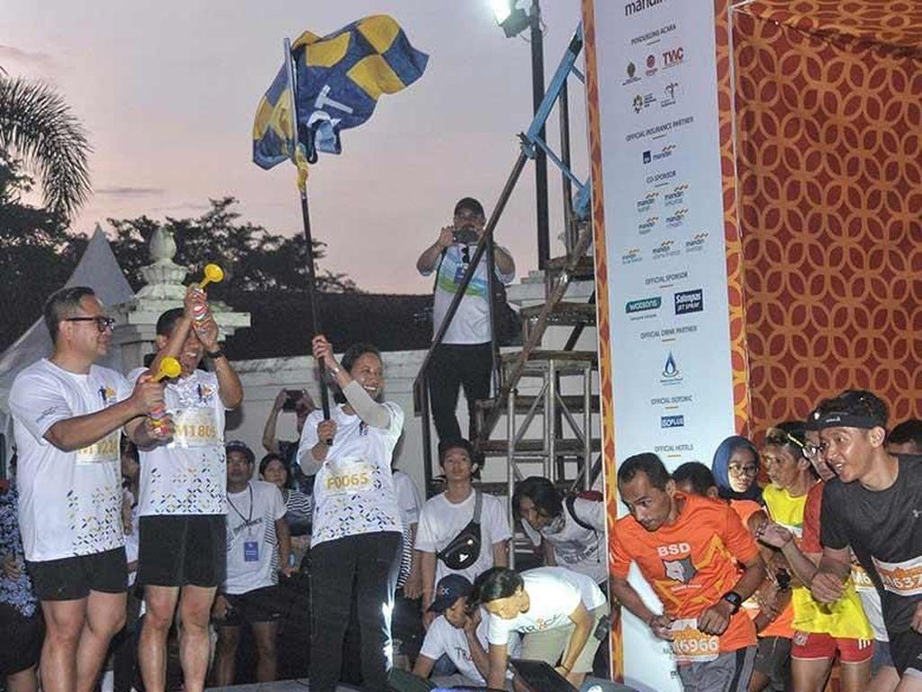 Mandiri Jogja Marathon: Lari Sehat Sinergi dengan Wisata Budaya