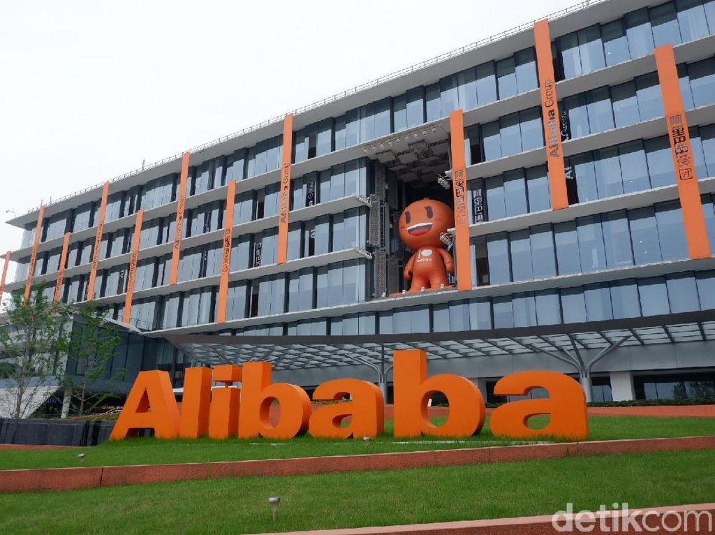 Saham Alibaba & Tencent Melorot Gegara Isu Masuk Blacklist AS