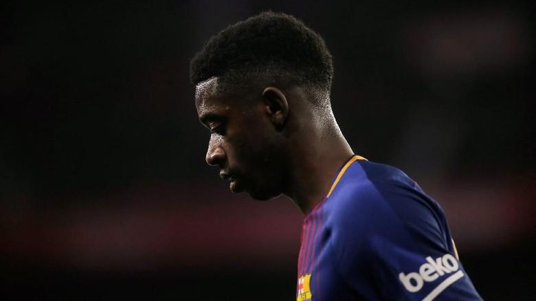 Ousmane Dembele Takkan Hengkang, Janji Buktikan Diri di Barcelona