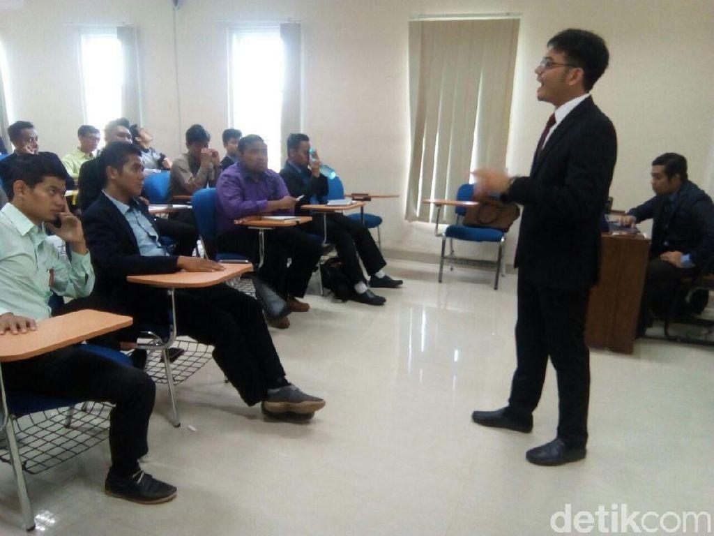 Saat Para Diplomat Mengajar di Ponpes Gontor