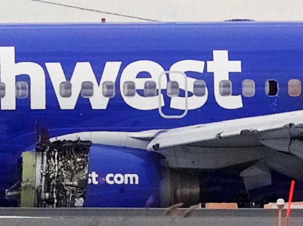 Ribuan Pramugari Southwest Airlines Akhirnya Terbang Lagi
